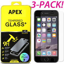 Premium Real Screen Protector Tempered Glass Film For iPhone 10 X 6 6s 7 8 Plus - $7.00
