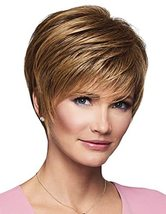 ELATION Basic Cap HF Synthetic Wig by Eva Gabor, 3PC Bundle: Wig, 4oz Ma... - $109.00