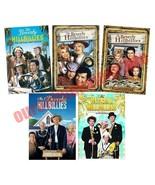 Beverly Hillbillies TV Series Complete Seasons 1-5 DVD Set Episodes Coll... - $108.89