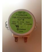 Sharp Turntable Motor sample item