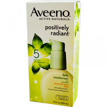 Aveeno, Active Naturals, Positively Radiant, Daily Moisturizer, with Sun... - $32.04