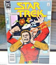 Star Trek Comic Book 9 June 1990 90 - $1.97
