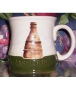 ENGLISH STAFFORDSHIRE ART POTTERY-- MOORCROFT MUG - $124.95