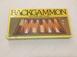 Factory Sealed Whitman Backgammon 1981 Western Publishing Co. 4832-22 - $5.89