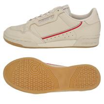 Adidas Originals Continental 80 Men's Casual Shoes Sneakers Beige/Brown ... - $86.99