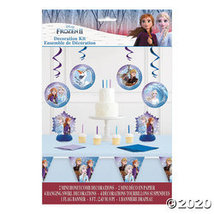 Disney's Frozen II Table Decorating Kit - $20.98