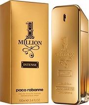PACO RABANNE 1 Million Intense Eau de Toilette Spray Men's 3.4oz New in Box - $594.00