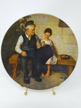 Knowles Norman Rockwell The Lighthouse Keepers Daughter Collector Limite... - $9.90