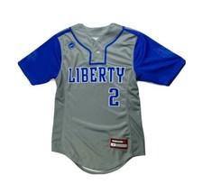 Siege Sports Liberty Softball Jersey Baseball Training Henley Women's Sm... - $22.76