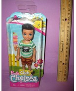 Barbie Chelsea Boy Club Baby Brother Doll 2017 Friend of Darrin Mattel T... - $18.00
