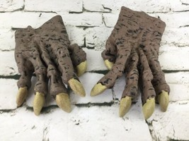 The Paper Magic Group Creepy Monster Gloves Scary Costume - $29.69