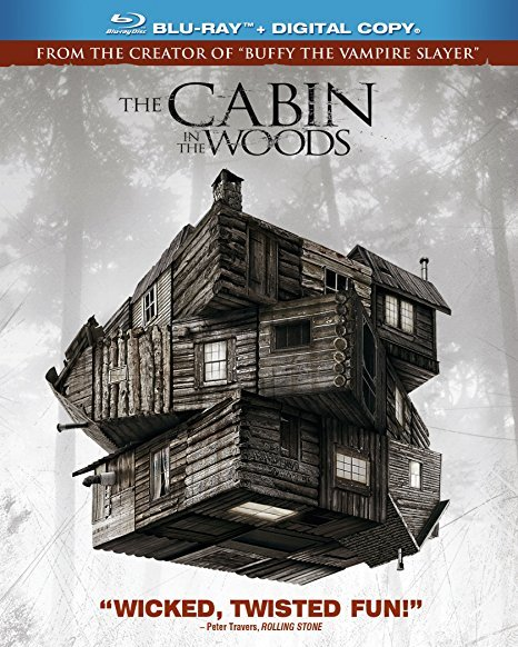 The Cabin in the Woods (Blu-ray Disc, 2012)