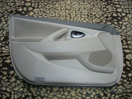 2011 TOYOTA CAMRY LEFT FRONT TRIM PANEL