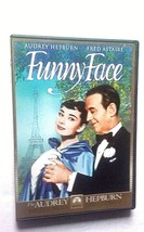Funny Face DVD 1957 2001 Widescreen Audrey Hepburn Fred Astaire Color  - $5.90
