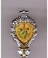 Collector souvenir spoon cuba coat of arms emblem  1  thumbtall