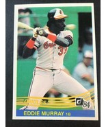 1984 Donruss Baltimore Orioles Baseball Card #47 Eddie Murray - $2.48