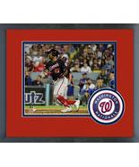 Howie Kendrick Grand Slam Game 5 of the 2019 NLDS-11x14 Matted/Framed Phot - $42.95
