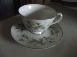 Royal Doulton Clairmont cup and saucer 7 available - $10.59