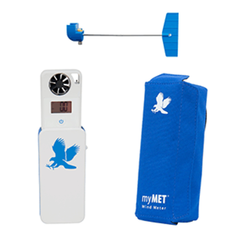 Primary image for WeatherHawk myMET Wind Meter Kit