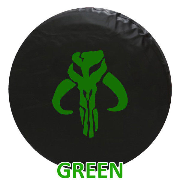 Star Wars Bantha Skull Tire Cover - STANDARD - We Need Tire Size and Color