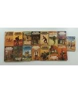 Louis Lamour Paperback Lot of 15 Bantam Books SEE DESCRIPTION FOR TITLES  - $29.92