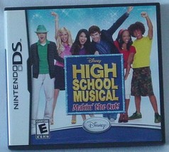 Disney's High School Musical: Making The Cut For Nintendo DS DSi 3DS 2DS 3E - $4.99