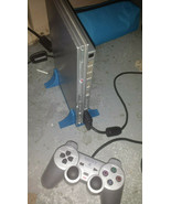 Sony PS2 Slim Complete Console - Satin Silver SCPH-77001 *Tested/Cleaned* - $74.93 CAD