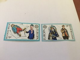 Belgium Europa 1981  mnh    stamps - $1.20