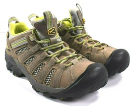 Keen Women's Voyageur Trail Hiking Outdoor Brown Shoes Size 6.5 M - 1014999 - $39.59