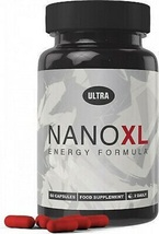 Ultra Strong Nano XL Energy Formula Capsules - $143.60