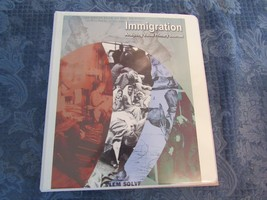 NOS Social Studies Home School Analyzing Visual Primary Sources Immigrat... - $44.61