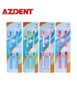 AZDENT® 4pcs Children Toothbrush Head Electric Toothbrush Cartoon Patter... - $5.74