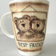 "Roy Kirkham ""BEST FRIEND"" Louise Mug MADE IN ENGLAND 15 OZ. MULTI COLOR ... - $24.50"