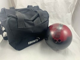 Columbia 300 WD Bowling Ball 12 pounds 2 ounces With Bag CHIPPED Please ... - $23.96
