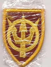 US Army  patch 2-3/4 X 2 4th Transportation Command #2194 - $3.83