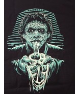 The Fly Classic Horror Movie T Shirt Loot Crate Fright Mens XL New Black  - $24.74