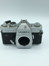 Yashica TL Electro X For Parts Or Repairs Body only. - $18.69