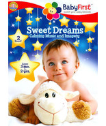 BabyFirst Sweet Dreams: Calming Music & Imagery (DVD, 2013) NEW - $5.99