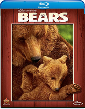 Disney Disneynature: Bears (Two-Disc Blu-ray/DVD Combo)