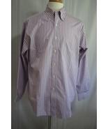 Brooks Brothers Men's Long Sleeve Non-Iron Dress Shirt size M - $19.79