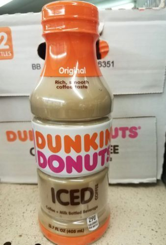 Dunkin Donuts Bottled Iced Coffee 12 Pack And 16 Similar Items 57