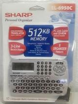 Sharp Personal Organizer EL-6950C - $19.79
