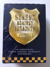 Guards Against Insanity Edition 2 An Unofficial NAUGHTY Cards Expansion - $3.99