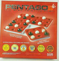 Pentago 2005 Mindtwister The Mind Twisting Game Mensa - $14.99