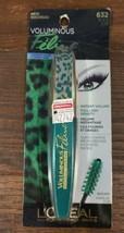 L'Oreal Paris Voluminous Feline Eye Make Up Instant Volume - 627 BLACK NOIR - $6.99