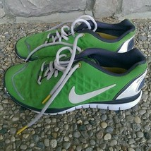 Nike Free 4.0 V2 Livestrong Running - Green and White - 433133-301 - Size 6 - $27.49