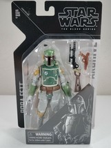 "Star Wars The Black Series Archive 6"" - Boba Fett - Hasbro 2018 - $25.00"