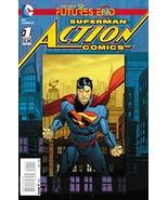 Action Comics Futures End #1 (3D Cover) [Comic] Sholly Fisch - $9.85