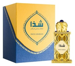 Shadha 18ml Perfume Oil by Swiss Arabian Fruity Patchouli Galbanum Musk Wood - $22.31