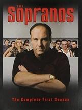 The Sopranos: Season 1 DVD Box Set. - $5.00